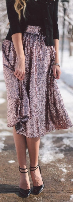 Season of Shimmer: Christmas Outfit Ideas