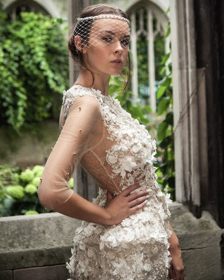 Couture wedding gown